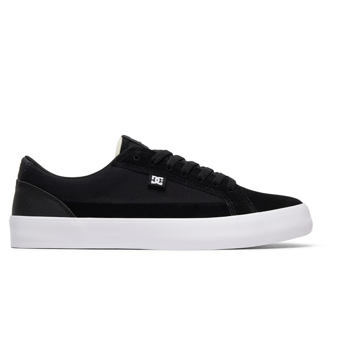 0 Men's Lynnfield S Skate Shoes Black ADYS300463 DC Shoes
