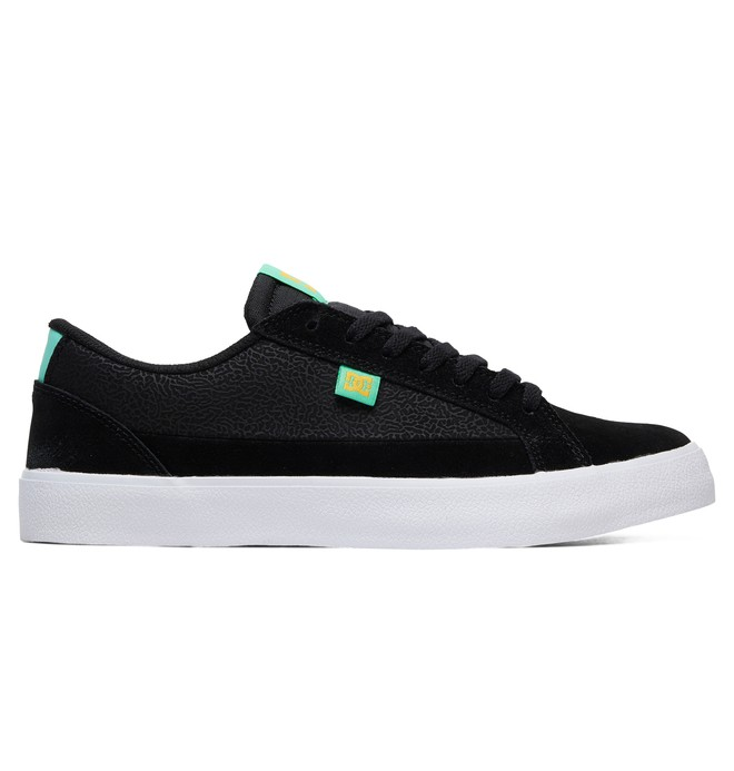 0 Lynnfield S Skate Shoes Black ADYS300463 DC Shoes
