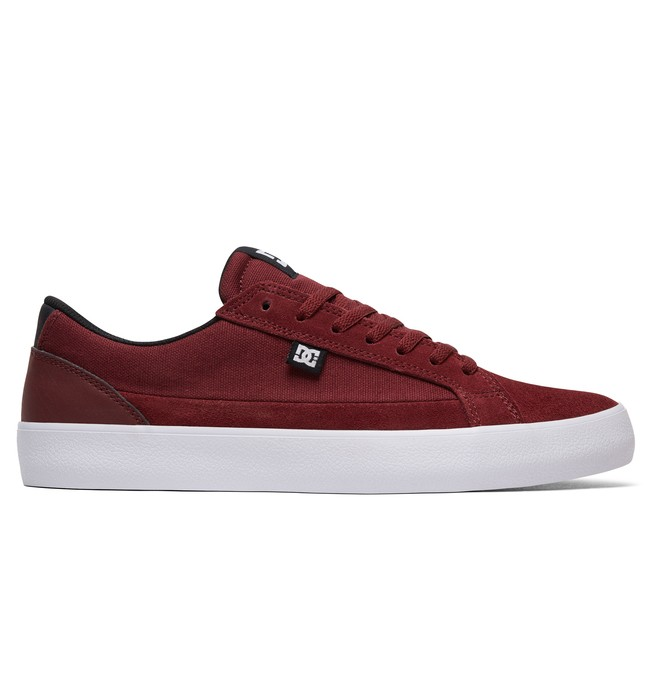 0 Lynnfield S - Skate Shoes for Men Red ADYS300463 DC Shoes