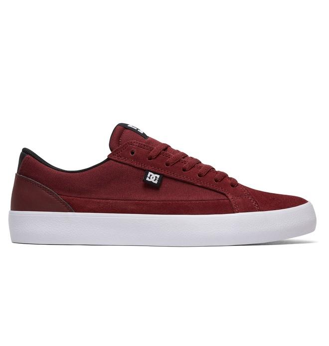 0 Lynnfield S - Skateschoenen voor Heren Red ADYS300463 DC Shoes