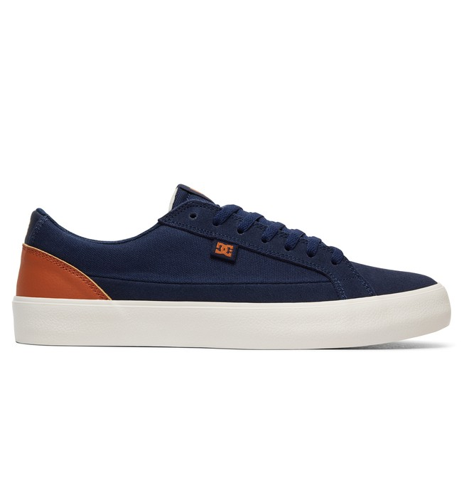 0 Lynnfield S - Skate Shoes Blue ADYS300463 DC Shoes