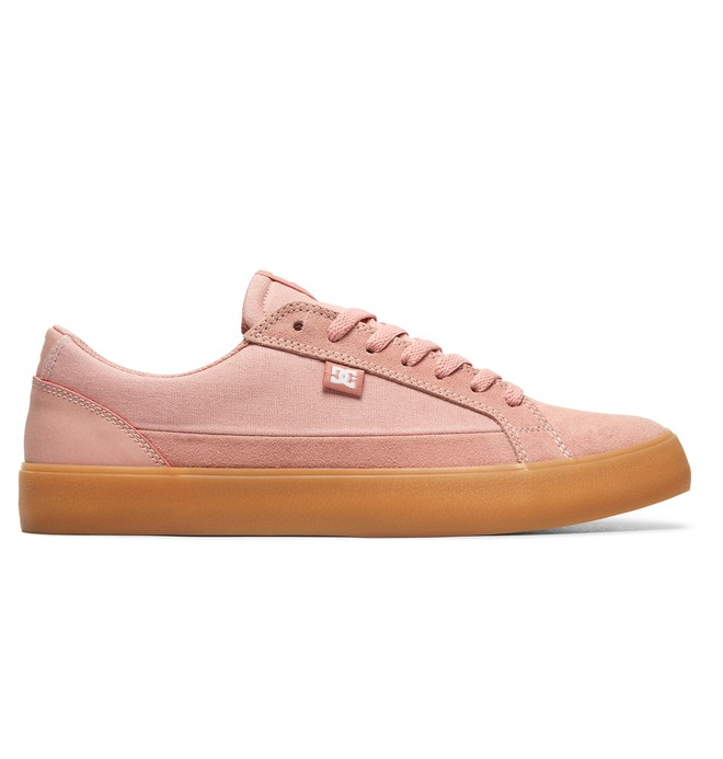 0 Lynnfield S - Skate Shoes for Men Pink ADYS300463 DC Shoes