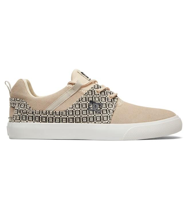 0 Heathrow Vulc LE - Baskets pour Homme Marron ADYS300464 DC Shoes