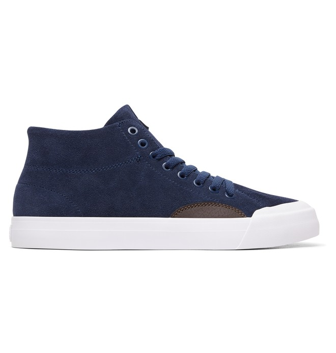 0 Evan Smith Hi Zero S High-Top Skate Shoes Blue ADYS300477 DC Shoes