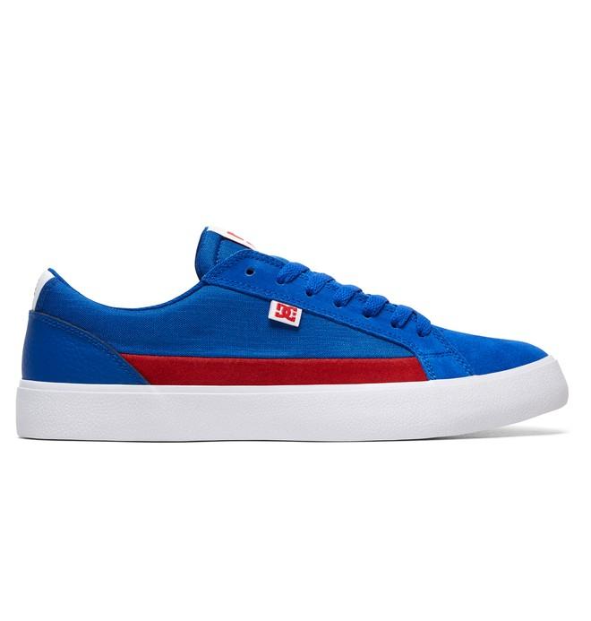 0 Lynnfield Shoes Blue ADYS300489 DC Shoes