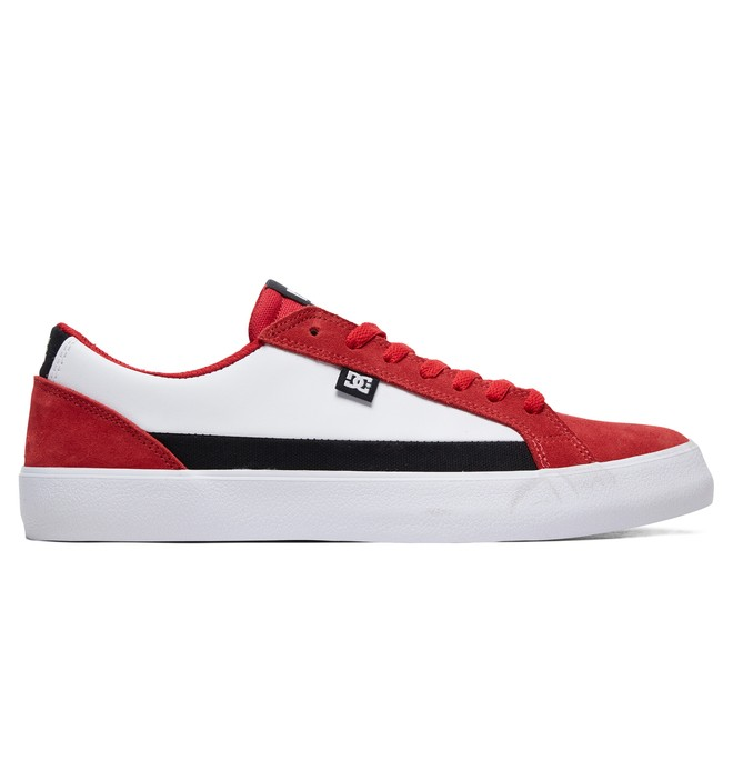 0 Lynnfield Shoes Red ADYS300489 DC Shoes