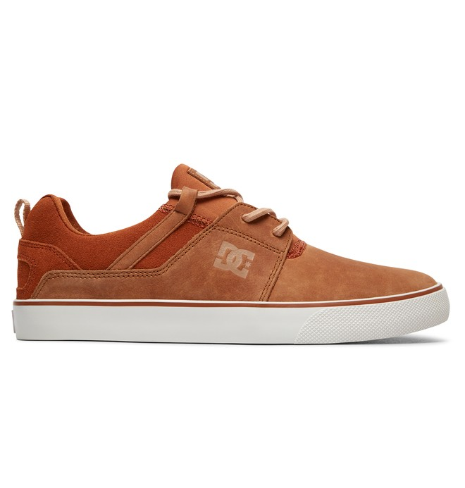 0 Heathrow Vulc LX - Shoes Brown ADYS300497 DC Shoes