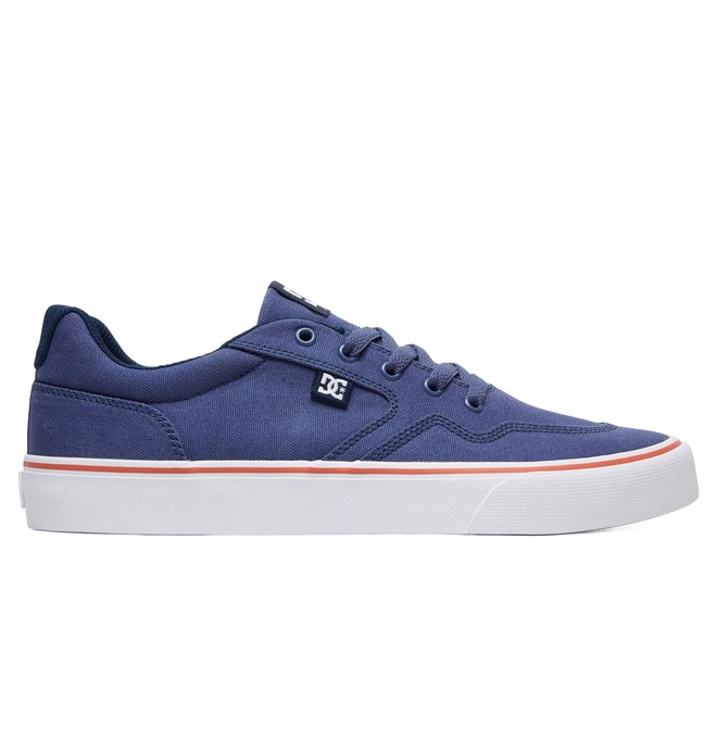 0 Rowlan TX Shoes Blue ADYS300499 DC Shoes