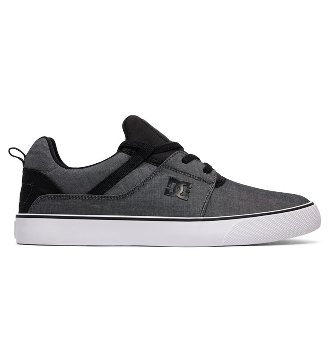 0 Heathrow Vulc TX SE - Shoes Blue ADYS300502 DC Shoes