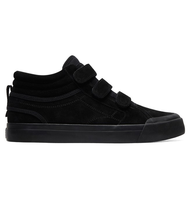 0 Evan Smith Hi V S High-Top Skate Shoes Black ADYS300523 DC Shoes