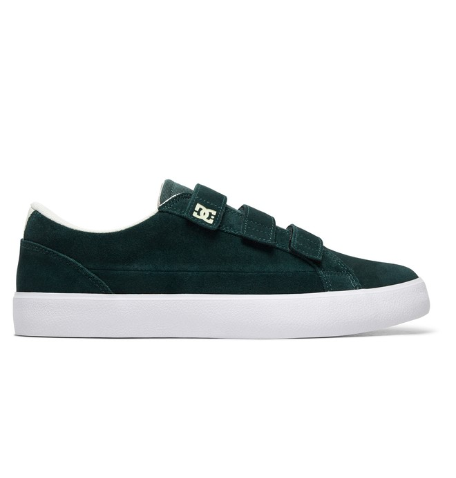 0 Lynnfield V S - Skate Shoes for Men Green ADYS300539 DC Shoes