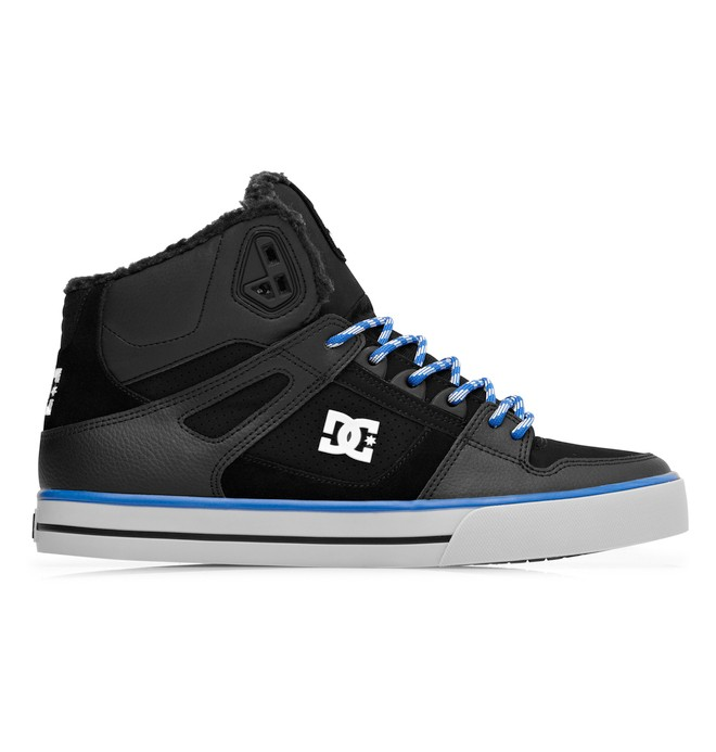 0 Spartan High WC WNT High Top Shoes  ADYS400005 DC Shoes