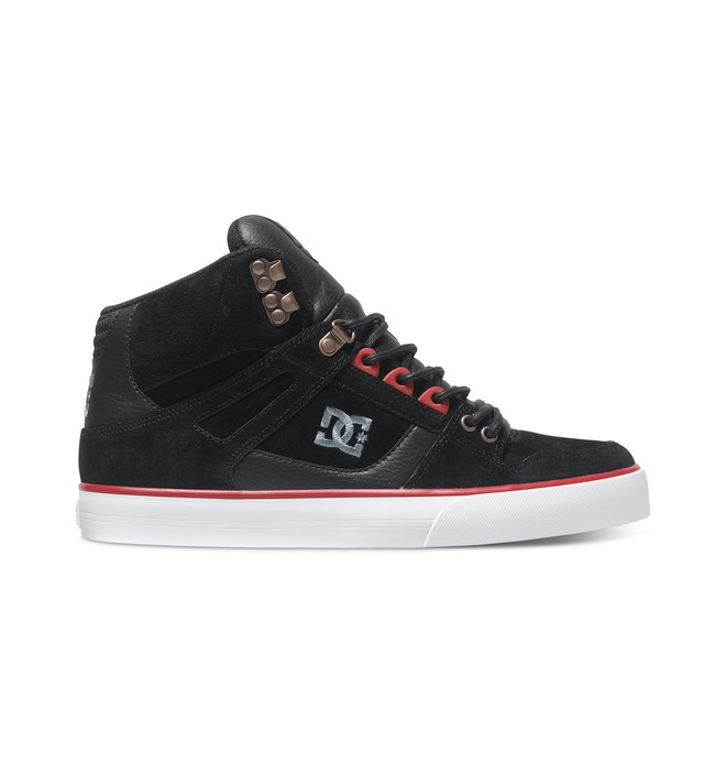 0 Men's Spartan WC WR High-Top Shoes  ADYS400006 DC Shoes