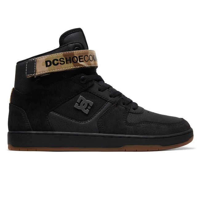 0 Zapatos Pensford Negro ADYS400038 DC Shoes