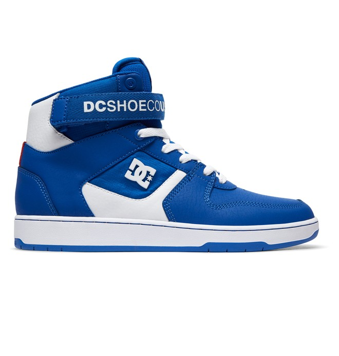 0 Pensford High-Top Shoes Blue ADYS400038 DC Shoes