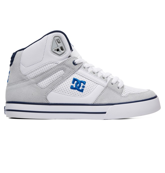 0 Pure SE High-Top Shoes White ADYS400043 DC Shoes