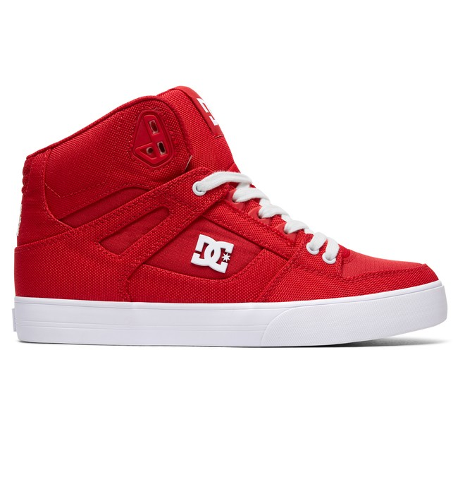 0 PURE HIGH-TOP WC TX LE  ADYS400045 DC Shoes