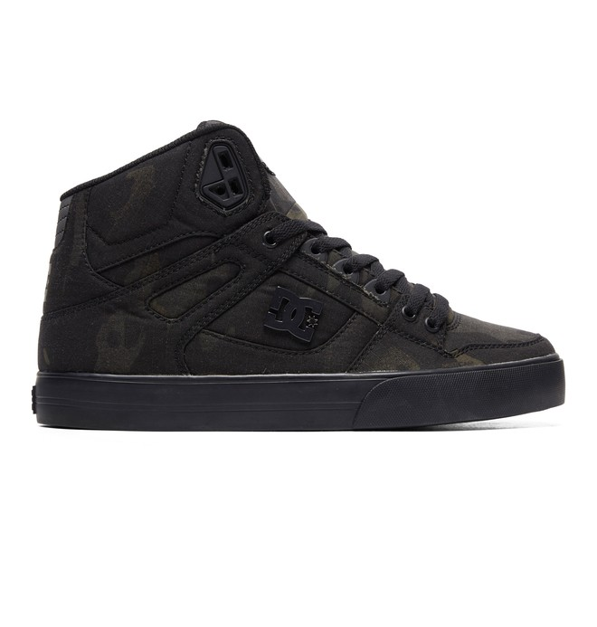 0 Pure TX SE - Zapatillas de caña alta para Hombre Gris ADYS400046 DC Shoes
