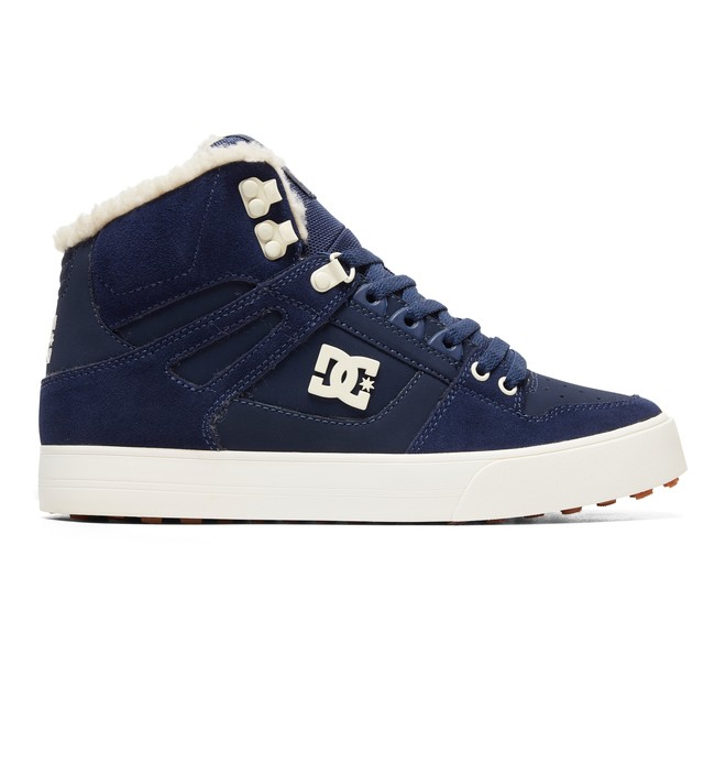 0 Botas Invernales Parte Superior Alta Pure WNT Azul ADYS400047 DC Shoes