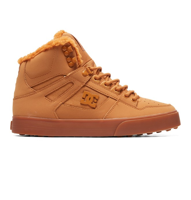 0 Botas Invernales Parte Superior Alta Pure WNT Marrón ADYS400047 DC Shoes