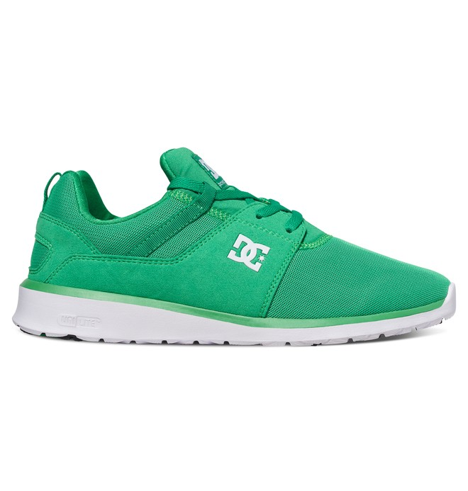 0 Heathrow - Baskets Vert ADYS700071 DC Shoes