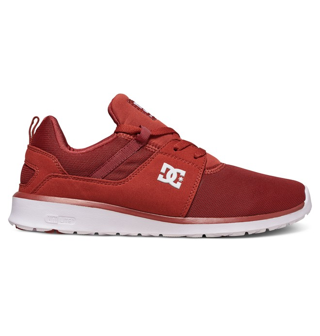 0 Heathrow - Shoes Brown ADYS700071 DC Shoes