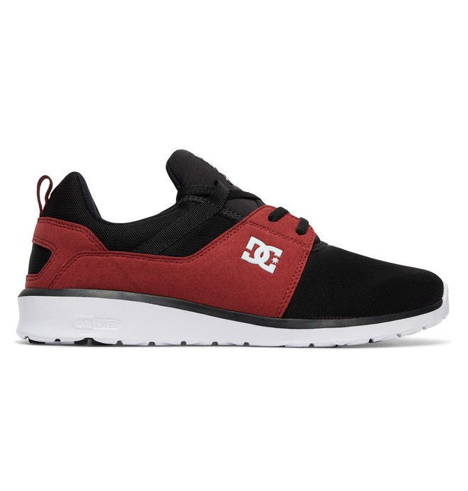 0 Heathrow - Zapatos Negro ADYS700071 DC Shoes