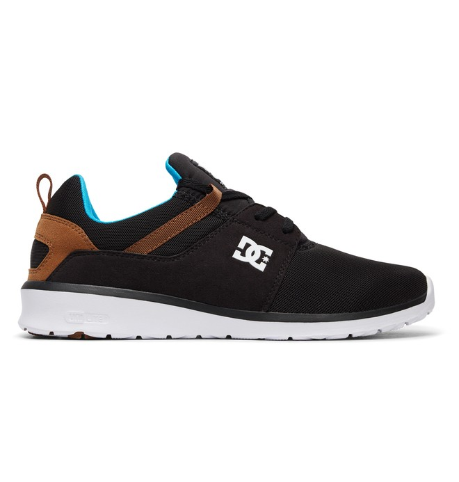0 Heathrow - Baskets Noir ADYS700071 DC Shoes