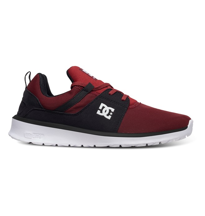 0 Heathrow - Baskets Rouge ADYS700071 DC Shoes