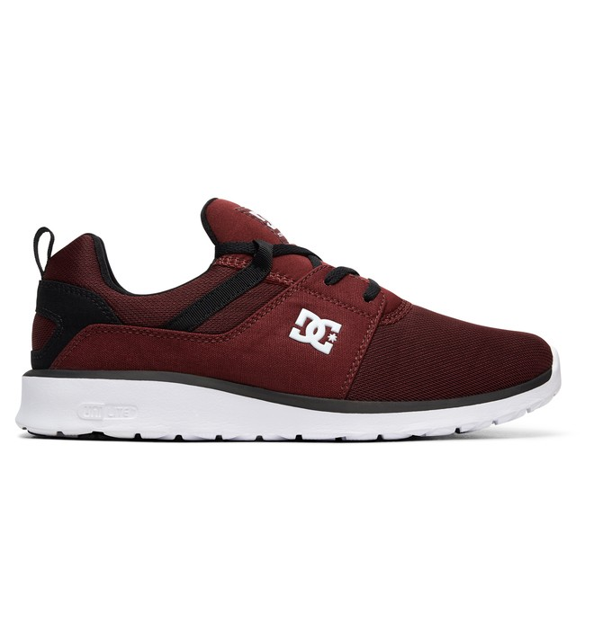 0 Heathrow - Shoes Purple ADYS700071 DC Shoes