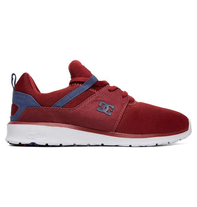 0 Heathrow Shoes Red ADYS700071 DC Shoes