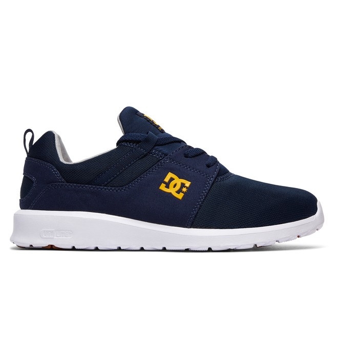 0 Heathrow - Shoes Blue ADYS700071 DC Shoes