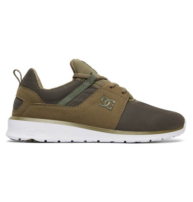 0 Heathrow - Scarpe Green ADYS700071 DC Shoes