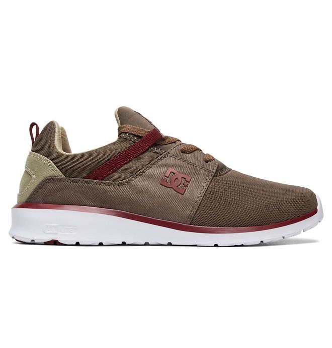 0 Heathrow - Scarpe da Uomo Brown ADYS700071 DC Shoes
