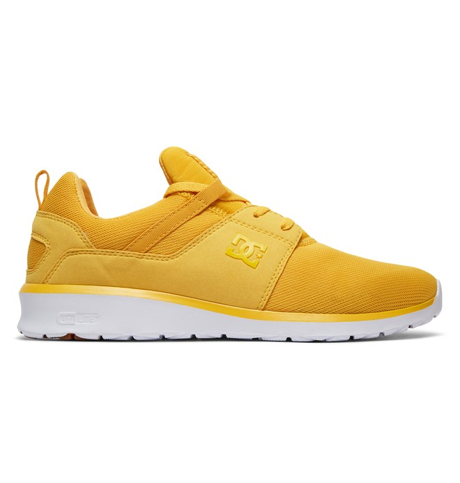 0 Men's Heathrow Shoes Yellow ADYS700071 DC Shoes
