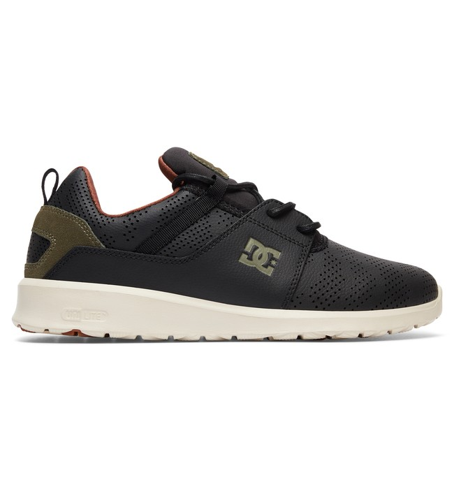 0 Heathrow SE - Baskets Gris ADYS700073 DC Shoes