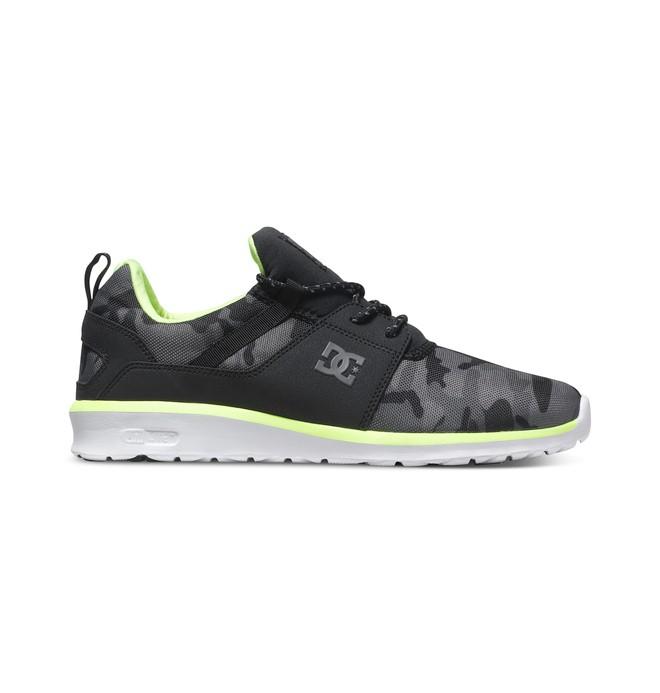 0 Кроссовки Heathrow SE Черный ADYS700073 DC Shoes