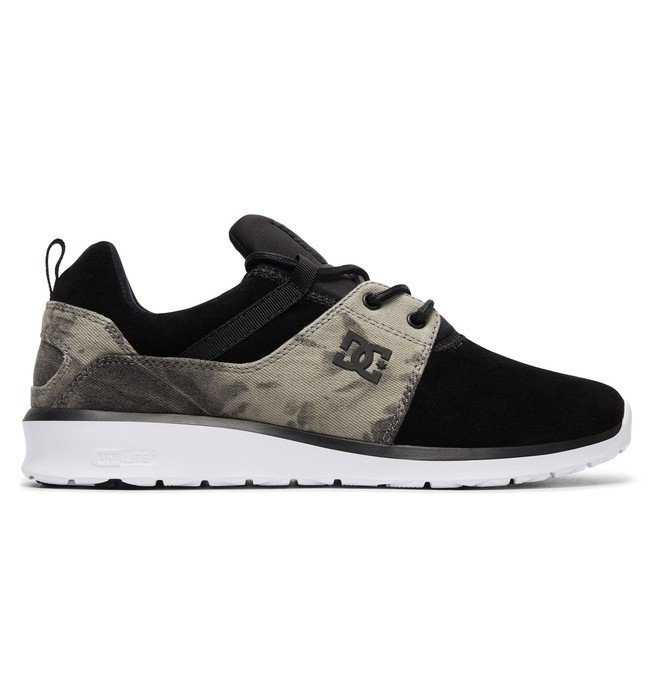 0 Heathrow SE - Shoes Gray ADYS700073 DC Shoes