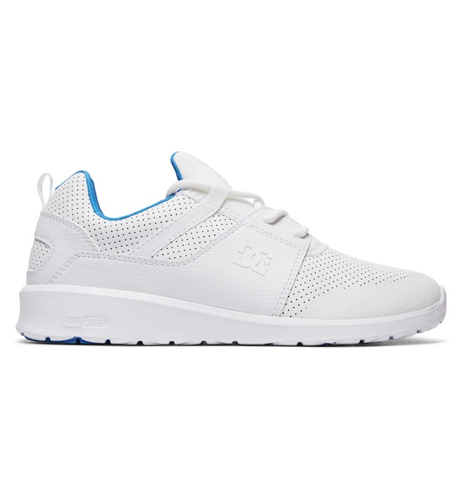 0 Heathrow Prestige Shoes White ADYS700084 DC Shoes