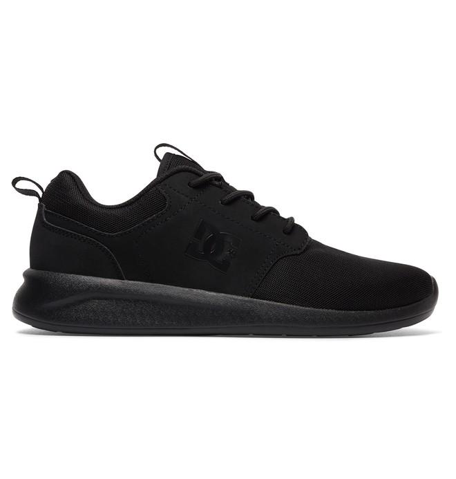 0 Zapatos SN Midway Negro ADYS700096 DC Shoes