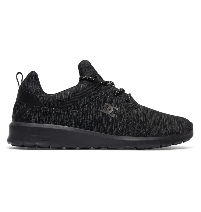 0 Heathrow X Darbotz - Shoes for Men Noir ADYS700116 DC Shoes