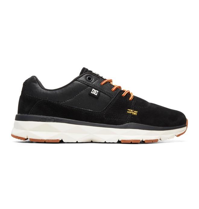 0 Player LE - Chaussures en cuir Noir ADYS700119 DC Shoes