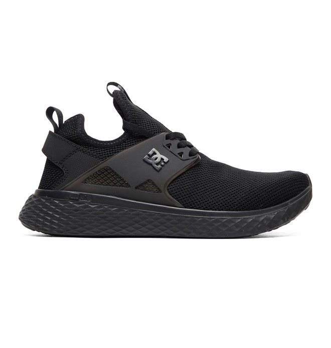 0 Men's Meridian Shoes Black ADYS700125 DC Shoes