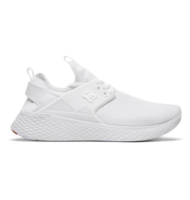 0 Men's Meridian Shoes White ADYS700125 DC Shoes