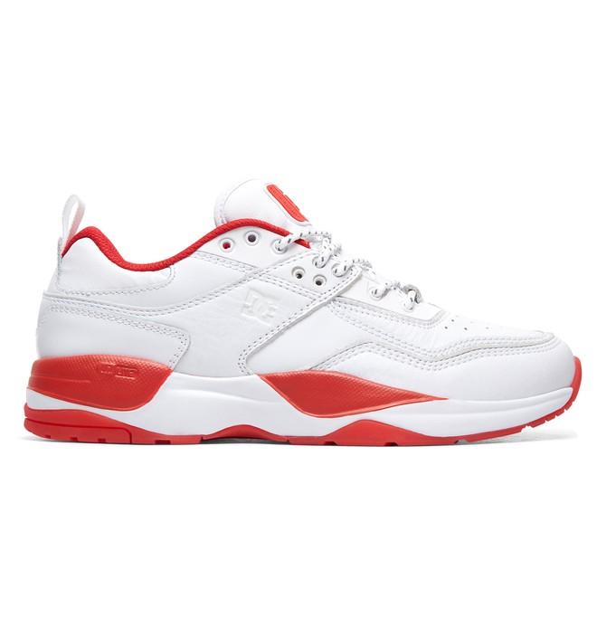 0 E.Tribeka S JS Skate Shoes White ADYS700145 DC Shoes