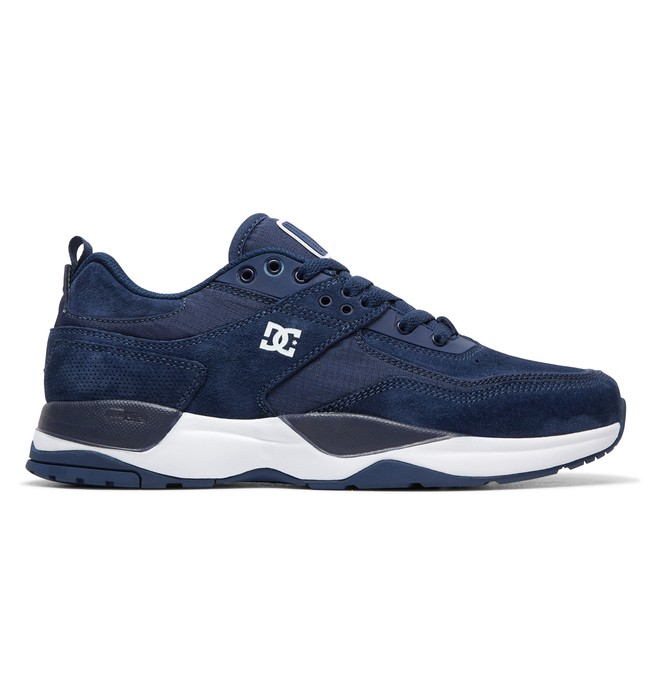 0 E.Tribeka Shoes Blue ADYS700173 DC Shoes