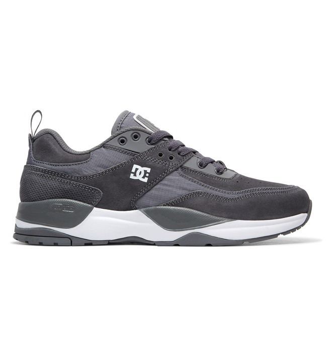 0 E.Tribeka - Shoes for Men Gray ADYS700173 DC Shoes