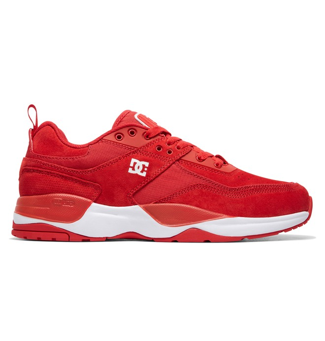 0 Men's E.Tribeka Shoes Red ADYS700173 DC Shoes