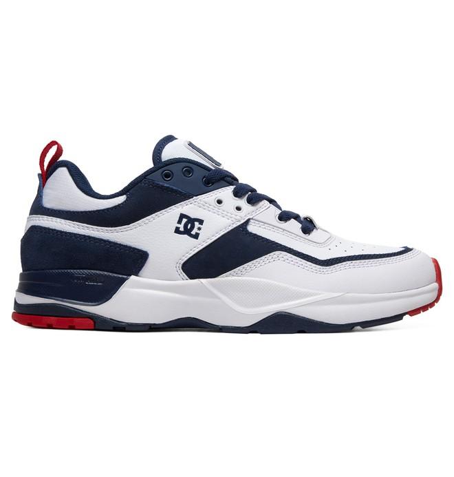 0 E.Tribeka - Baskets pour Homme Blanc ADYS700173 DC Shoes