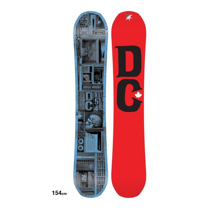 0 MEN'S Devun Snowboard  ADYSB00002 DC Shoes